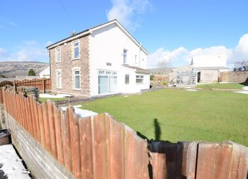 Thumbnail 4 bed detached house for sale in Penywaun Road, St Dials, Cwmbran
