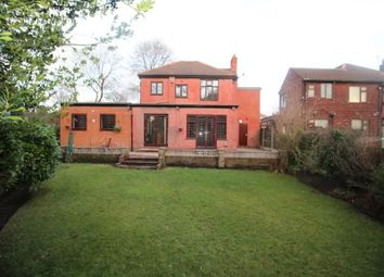 Thumbnail 4 bed detached house to rent in Kingsway, Gatley, Cheadle