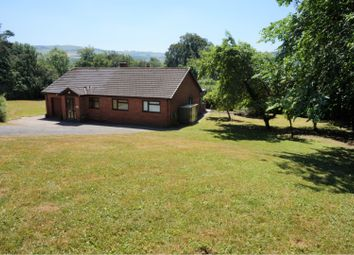 Thumbnail 3 bed detached bungalow for sale in Millfields, Newtown