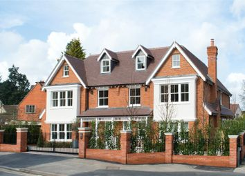 Thumbnail 5 bed semi-detached house for sale in Brooklands Lane, Weybridge, Surrey
