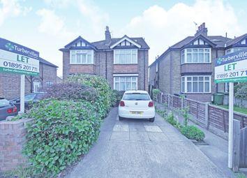 Thumbnail 4 bed semi-detached house to rent in Oxford Road, Denham, Uxbridge