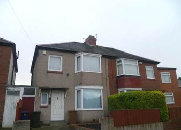 Thumbnail 4 bed property to rent in Severus Road, Fenham, Newcastle Upon Tyne