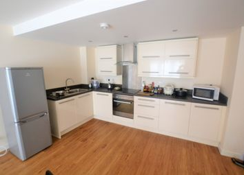 Thumbnail 2 bed flat to rent in Church Street, Leicester, Leicestershire, Leicestershire