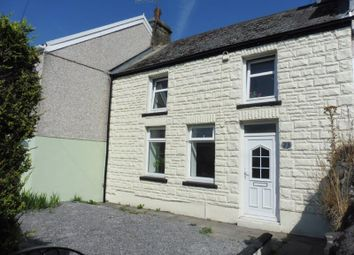 Thumbnail 2 bed terraced house for sale in High Street, Caeharris, Merthyr Tydfil