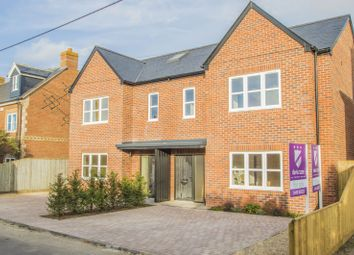 Thumbnail 4 bed semi-detached house for sale in Honey Lane, Cholsey, Wallingford