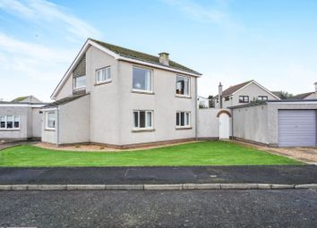 Thumbnail 4 bed detached house for sale in Barefoots Park, Eyemouth