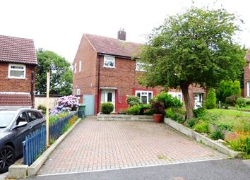Thumbnail 3 bed semi-detached house for sale in Ganners Mount, Bramley, Leeds