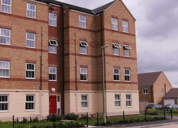 Thumbnail 2 bed flat to rent in Kedleston Road, Grantham