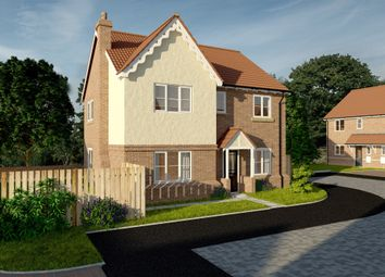 Thumbnail 4 bed detached house for sale in Grove Road, Slip End, Luton