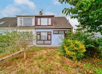 Thumbnail 3 bed semi-detached house for sale in Newleaze Park, Broughton Gifford, Melksham