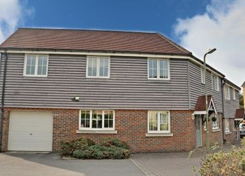 Thumbnail 4 bed semi-detached house for sale in Richards Field, Chineham, Basingstoke