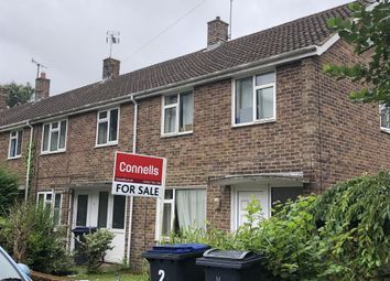 Thumbnail 3 bed terraced house for sale in Montfort Close, Canterbury