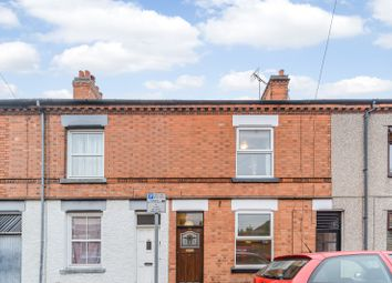Thumbnail 2 bed terraced house for sale in Burder Street, Loughborough, Leicestershire