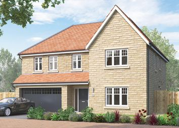 "Thumbnail 5 bed detached house for sale in ""The Kirkham"" at Boroughbridge Road, Knaresborough"