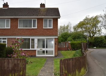 Thumbnail 3 bedroom semi-detached house for sale in St Marys Avenue, Braunstone, Leicester
