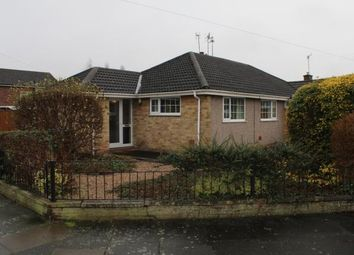 Thumbnail 2 bed bungalow for sale in Somerton Avenue, Silverdale, Nottingham, Nottinghamshire
