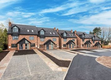 Thumbnail 3 bedroom town house for sale in Windsor Place, Congleton