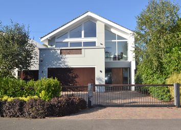 Thumbnail 4 bed detached house for sale in Chaddersley Glen, Poole