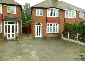 Thumbnail 3 bed property to rent in Somerset Road, Willenhall