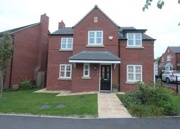 Thumbnail 4 bed detached house for sale in Wentworth Avenue, Elmesthorpe, Leicester