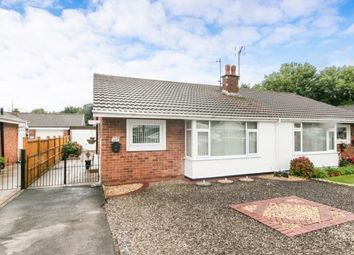 Thumbnail 2 bedroom bungalow for sale in Lon Y Cyll, Pensarn, Abergele, Conwy