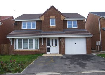 Thumbnail 4 bed detached house to rent in Douglas Way, Murton, Seaham