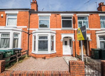 Thumbnail 4 bedroom terraced house to rent in Allesley Old Rd, Coventry
