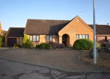 Thumbnail 3 bedroom detached bungalow to rent in Lingwood Park, Peterborough