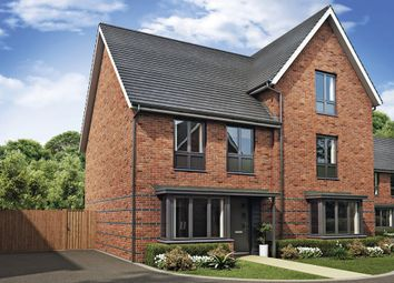 Thumbnail 3 bed detached house for sale in Little Colliers Field, Great Oakley, Corby, Northamptonshire