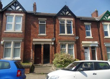 Thumbnail 3 bedroom flat to rent in Sandringham Road, Gosforth, Newcastle Upon Tyne