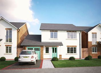 Thumbnail 4 bed detached house for sale in 'dee', Plots 4 & 7, The Oaks, Caerwys
