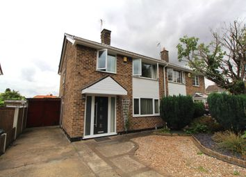 Thumbnail 3 bed semi-detached house for sale in Rannoch Rise, Arnold, Nottingham