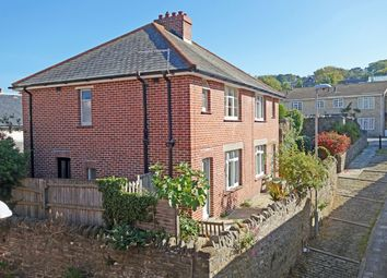 Thumbnail 3 bed semi-detached house for sale in Burts Place, Town Centre, Swanage