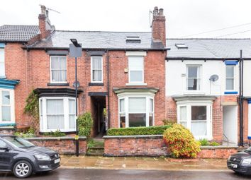 Thumbnail 3 bed terraced house to rent in Ranby Road, Sheffield, South Yorkshire