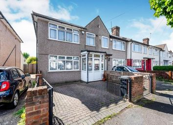 Thumbnail 3 bed end terrace house for sale in Hornchurch, Havering, Essex