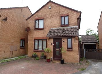 Thumbnail 3 bed detached house for sale in Candleston Close, Porthcawl