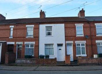 Thumbnail 2 bedroom terraced house for sale in Caludon Road, Coventry