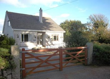 Thumbnail 5 bed detached bungalow to rent in St. Keverne Road, Mawgan, Helston, Cornwall
