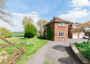 Thumbnail 5 bed detached house for sale in Braydon, Swindon