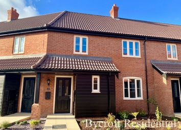 Thumbnail 3 bed terraced house for sale in Orchard Gardens, Hemsby, Great Yarmouth