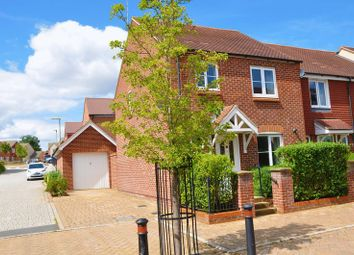 Thumbnail 3 bed end terrace house for sale in Augusta Way Central, East Anton, Andover