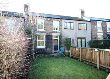 Thumbnail 3 bed terraced house for sale in New Row, Oakenshaw, Crook