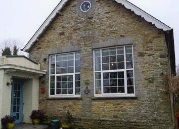 Thumbnail 3 bed detached house for sale in Eglwyswrw, Crymych, Pembrokeshire