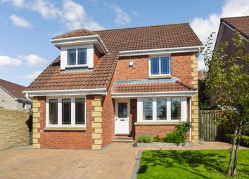 Thumbnail 4 bed detached house for sale in Braemar Drive, Dunfermline