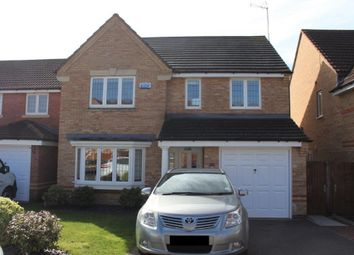 Thumbnail 4 bed detached house for sale in Castleland Way, Chellaston, Derby