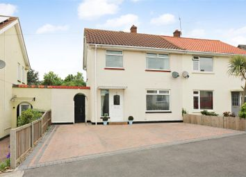 Thumbnail 3 bed semi-detached house for sale in St. Augustines Road, Deal