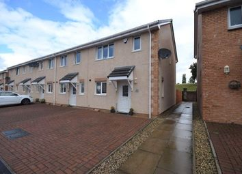 Thumbnail 3 bed end terrace house for sale in Ivy Gardens, Paisley, Renfrewshire