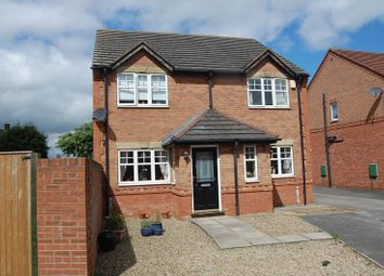 Thumbnail 2 bed semi-detached house for sale in Grange Close, Romanby, Northallerton
