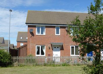 Thumbnail 2 bedroom semi-detached house for sale in Sterling Way, Upper Cambourne, Cambridge