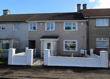 Thumbnail 3 bedroom terraced house for sale in Caithness Road, Greenock
